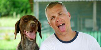 Perro y amo sí se parecen